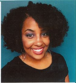 Bottom Line Alum & Access Team Manager ShaCara Telemaque